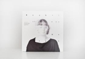 Fotografie; Doppelbelichtung Barbara Morgenstern, Cover- und Pressefotos fuer das Album Doppelstern